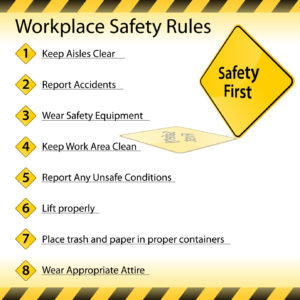 Simple Tips To Create A Safe Workplace