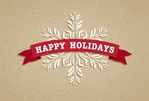 Happy Holidays & Happy New Year from Abbate Insurance!