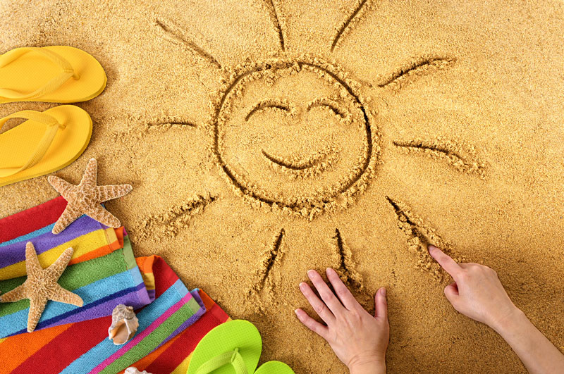 Family Fun Beach Day Ideas