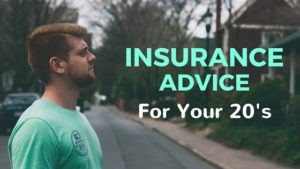 Insurance Advice for People in their 20's