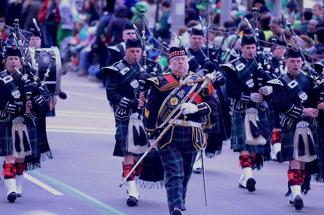 New Haven St. Patricks Day