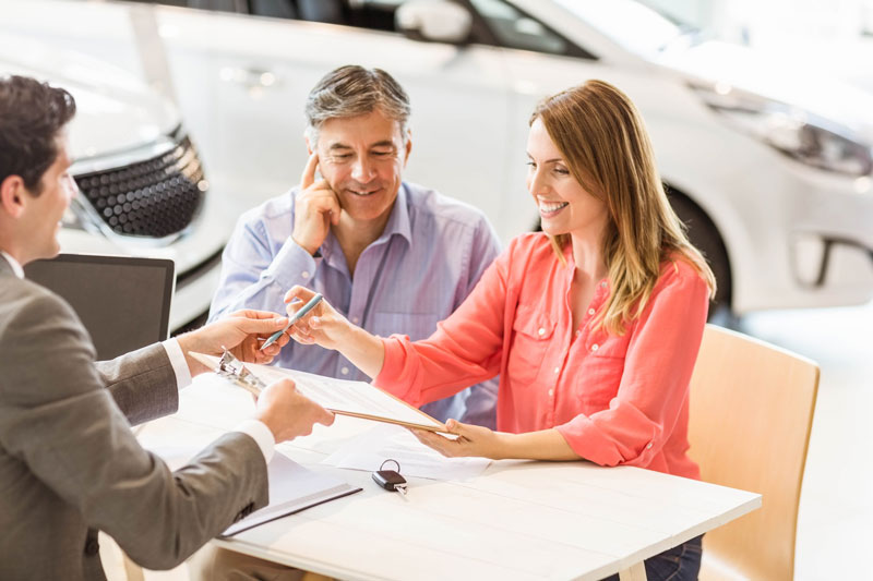 Ask Before Saying Yes to a New Car Deal
