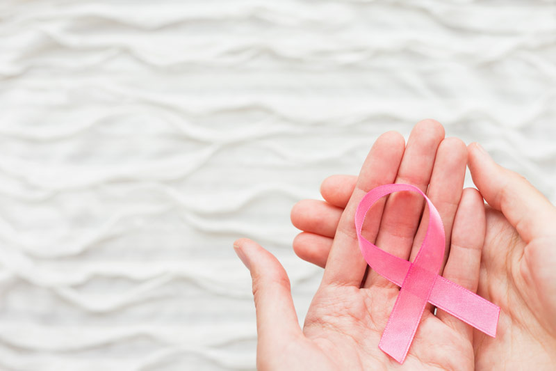 Here's How to Get Involved During National Breast Cancer Awareness Month!