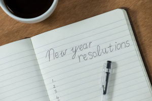 Top Tips on How to Keep Your New Year's Resolutions