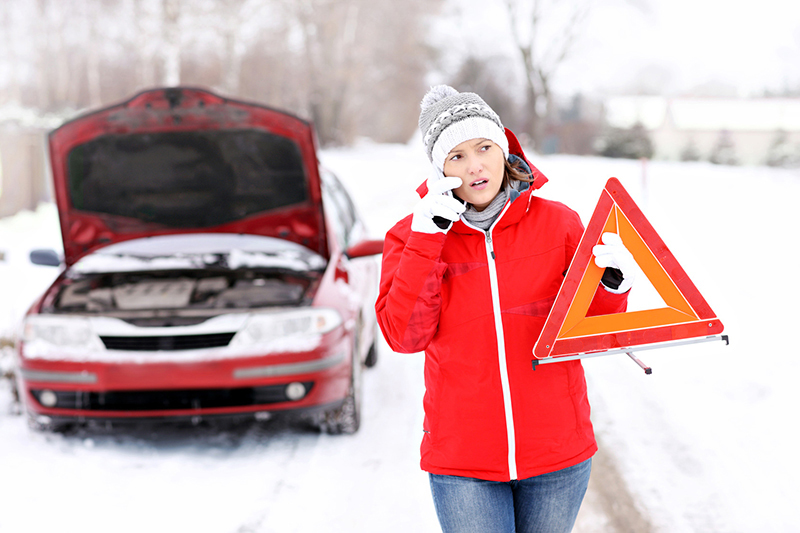 Top Causes of Winter Car Breakdowns