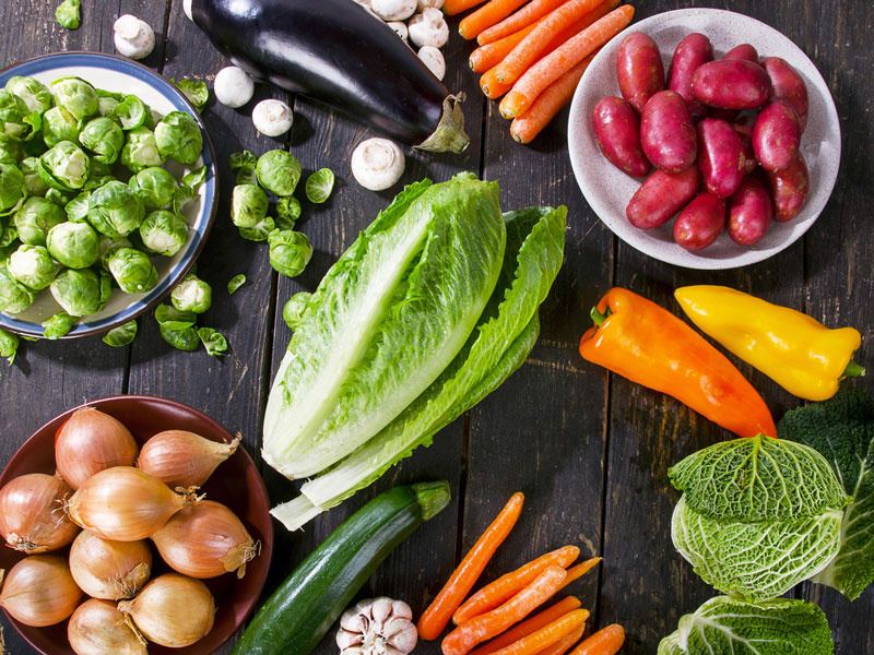 March is National Nutrition Month: What Foods to Eat Daily