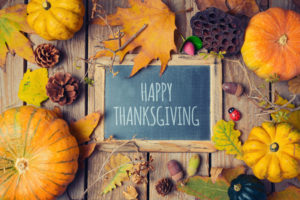 What Abbate Insurance Are Thankful For