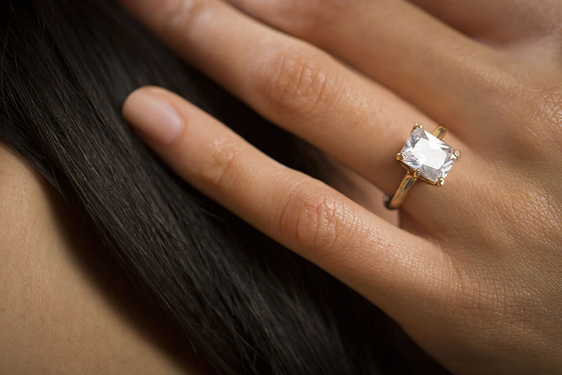 Got Engaged Over Valentine's Day? Remember to Insure the Ring!
