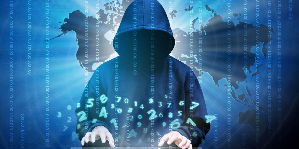 a cyber criminal
