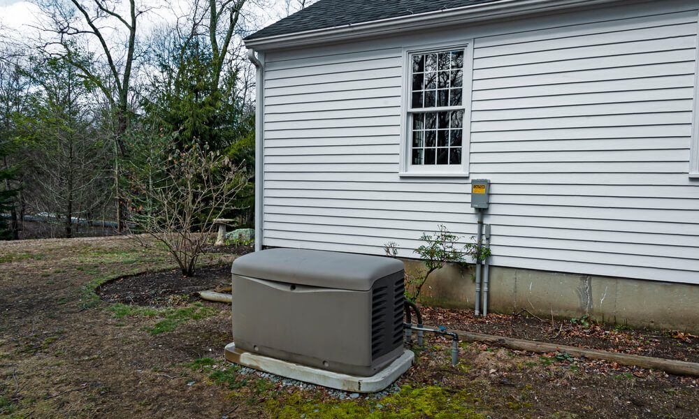 Generator for home